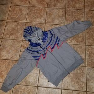 🔥Rare! Jordan/AIR FORCE 1 Fusion Full Zip Jacket